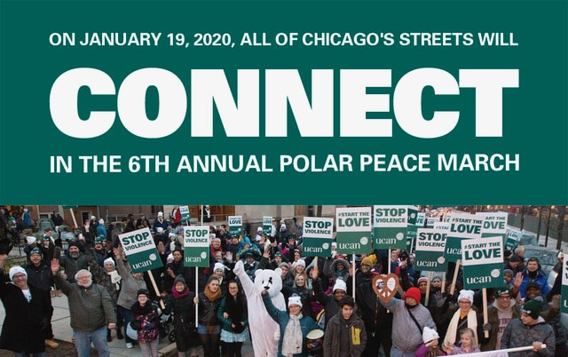 Polar Peace March 2020 - UCANMarch For Peace 2020