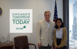 Chicago's Tomorrow Interviews Chicago Today Episode 10